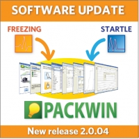 Upgrade your FREEZING and STARTLE software!