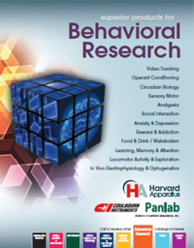 Comprehensive Behavioral Research Catalog