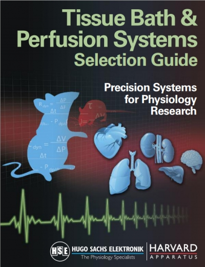 Tissue Bath & Perfusion Systems Selection Guide