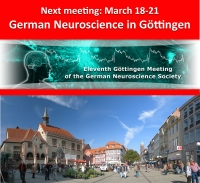 Visit our stands at the German Neuroscience Meeting in Göttingen (March 18-21)