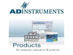 POWERLAB, LABCHART and LABTUTOR (ADInstruments)